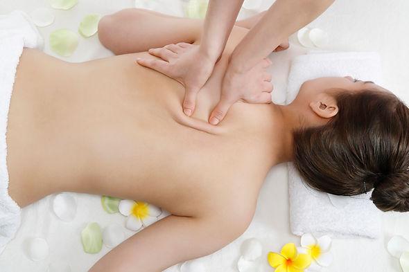 Back Massage