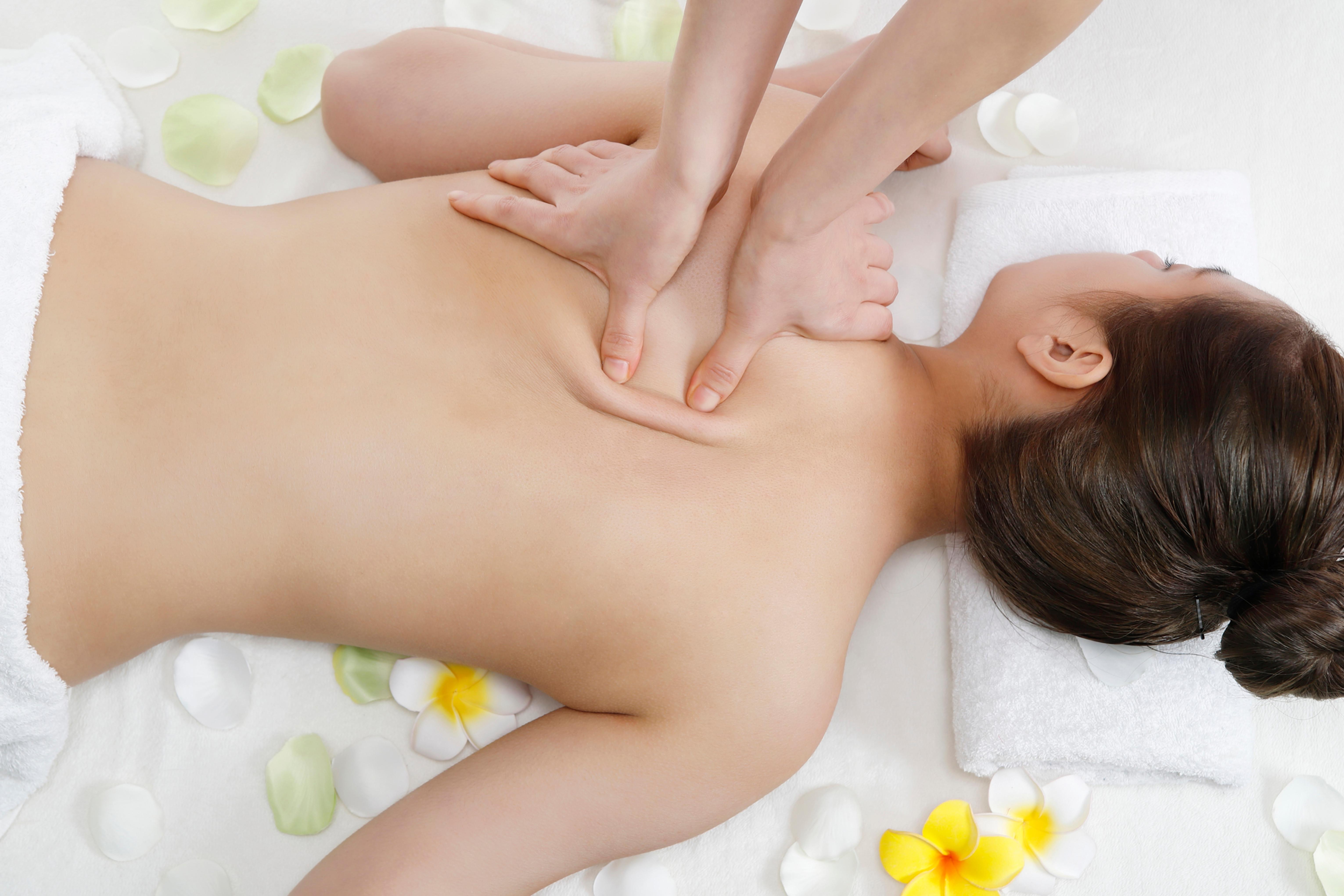 Holistic Full Body Massage