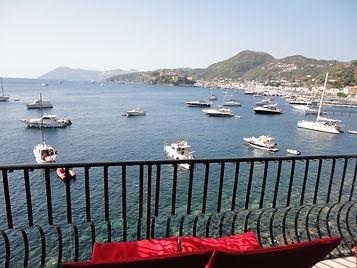 Vista panoramica Villa Bagnamare