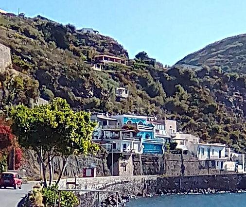 Villa Bagnamare - Lipari