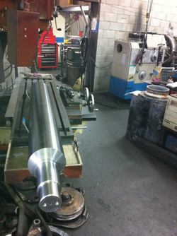 RMI ECCENTRIC SHAFT FOR A HERITT ROBINS SCREEN