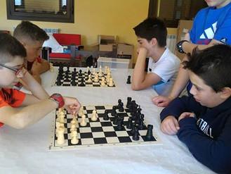 Ajedrez en la escuela celebra su encuentro en Cariñena