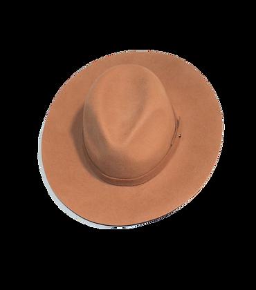 Feeling Soo Chic Wool Short - Brim Hat