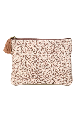 Stela Zip Make-Up Bag