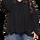 Thumbnail: Lacey Floral Crochet Blouse