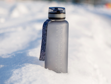 Hydration in cold climates