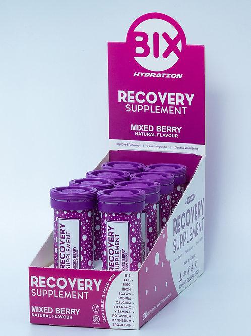 Bix Recovery - Mixed Berry - Box of 8