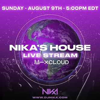 07-05-20-Nika's House - DJ Nika - Live S
