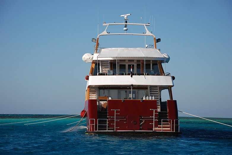 steel liveaboard for sale