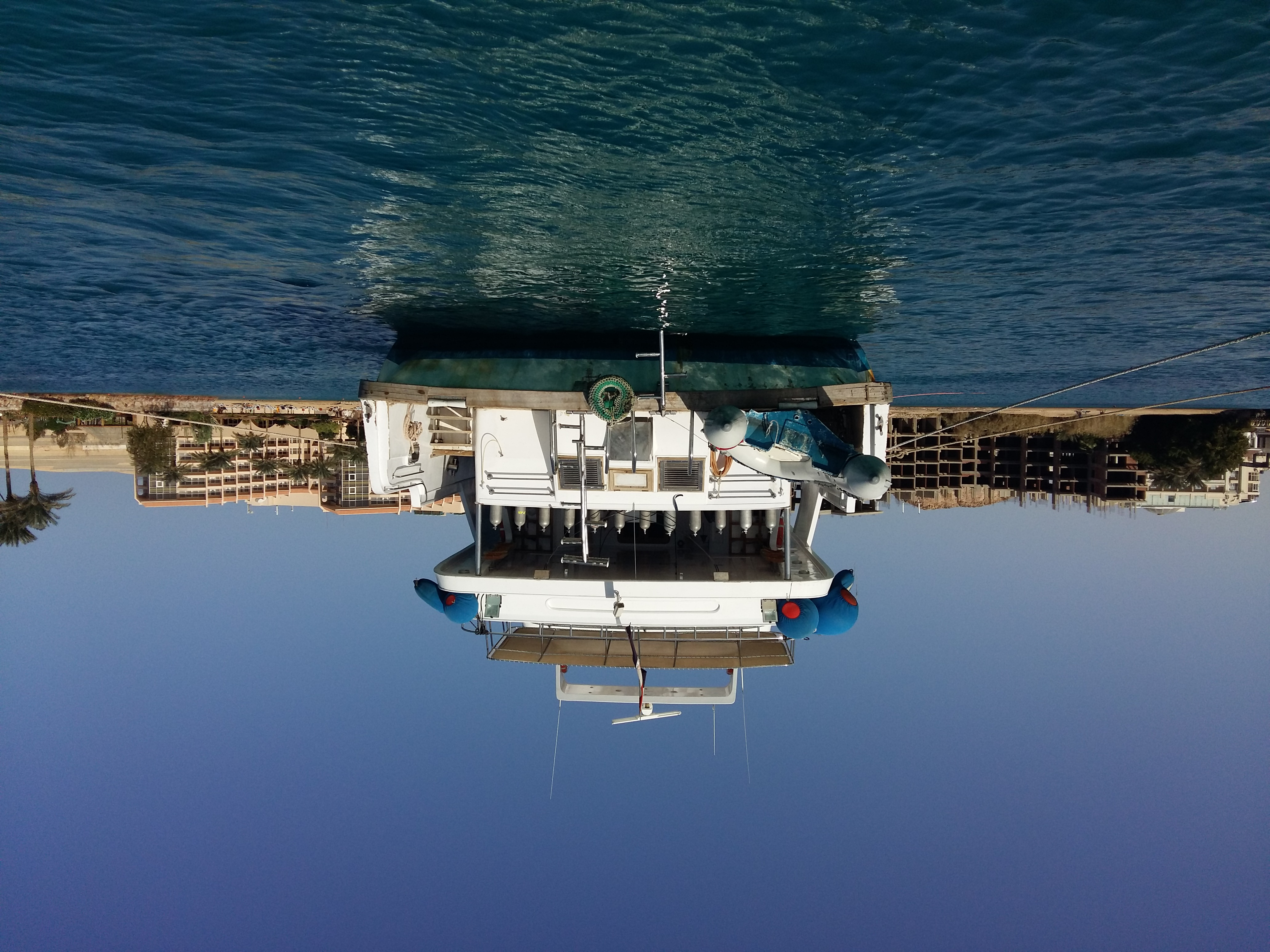 diving boat for sale