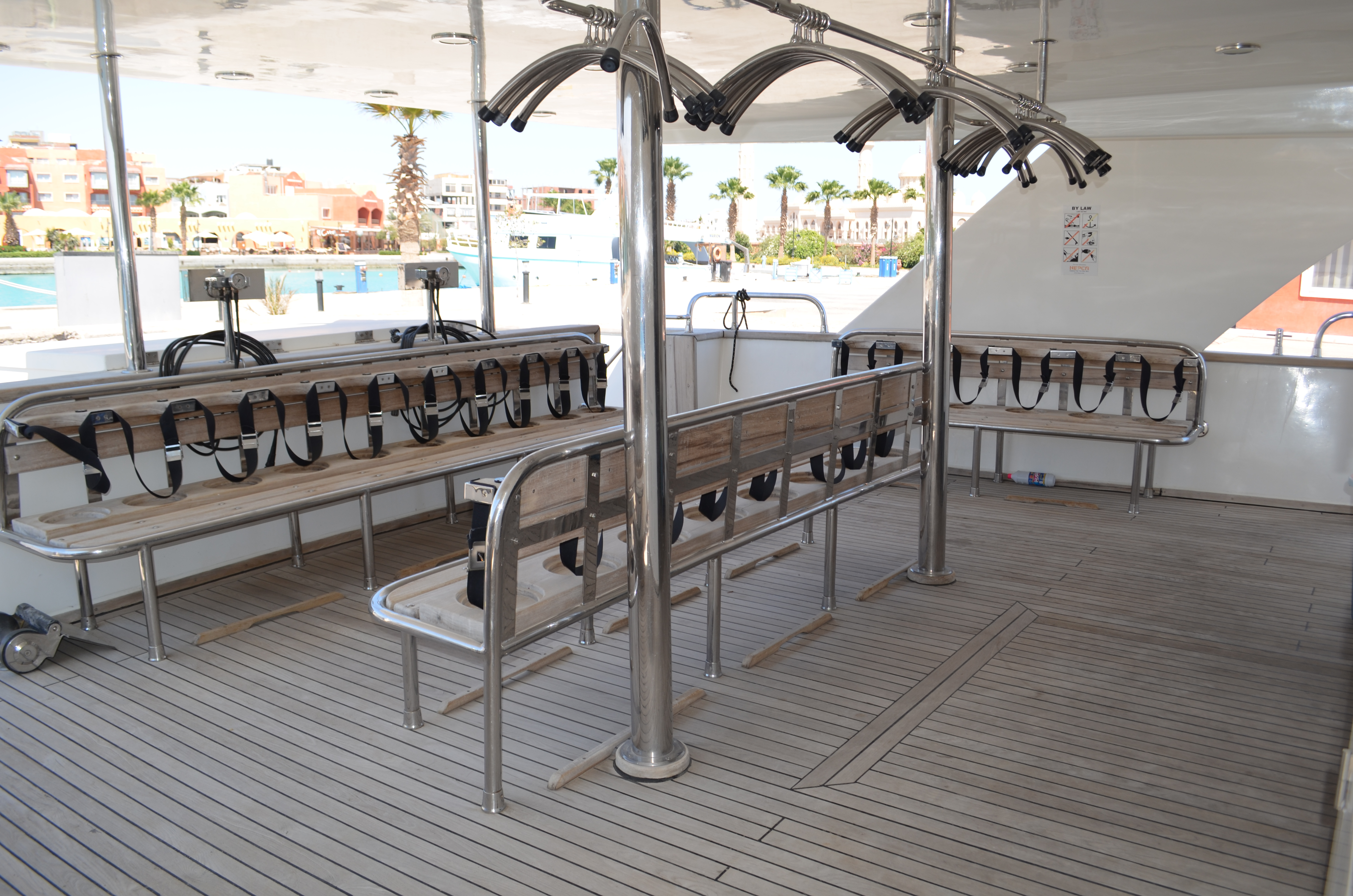 diving safary boat for sale