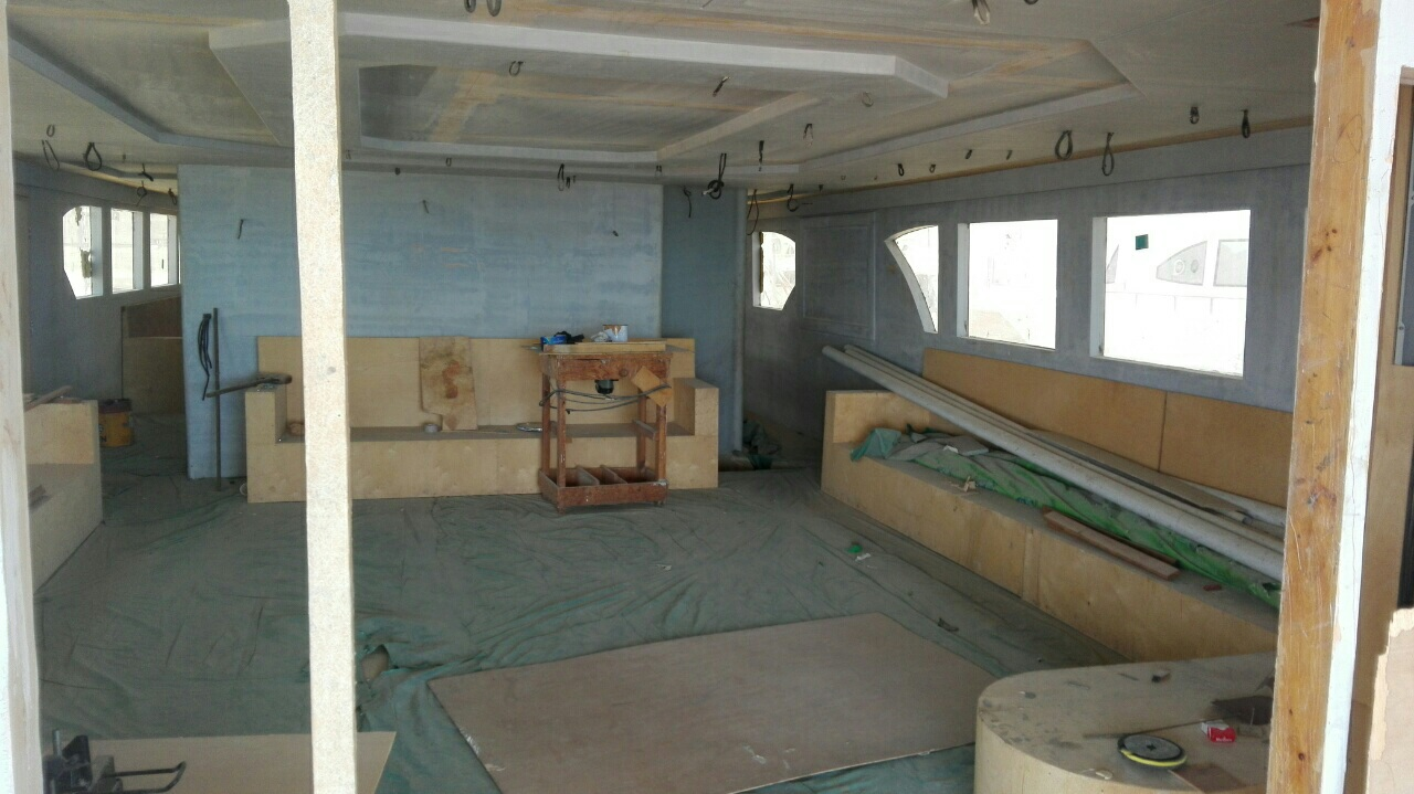 unready liveaboard for sale