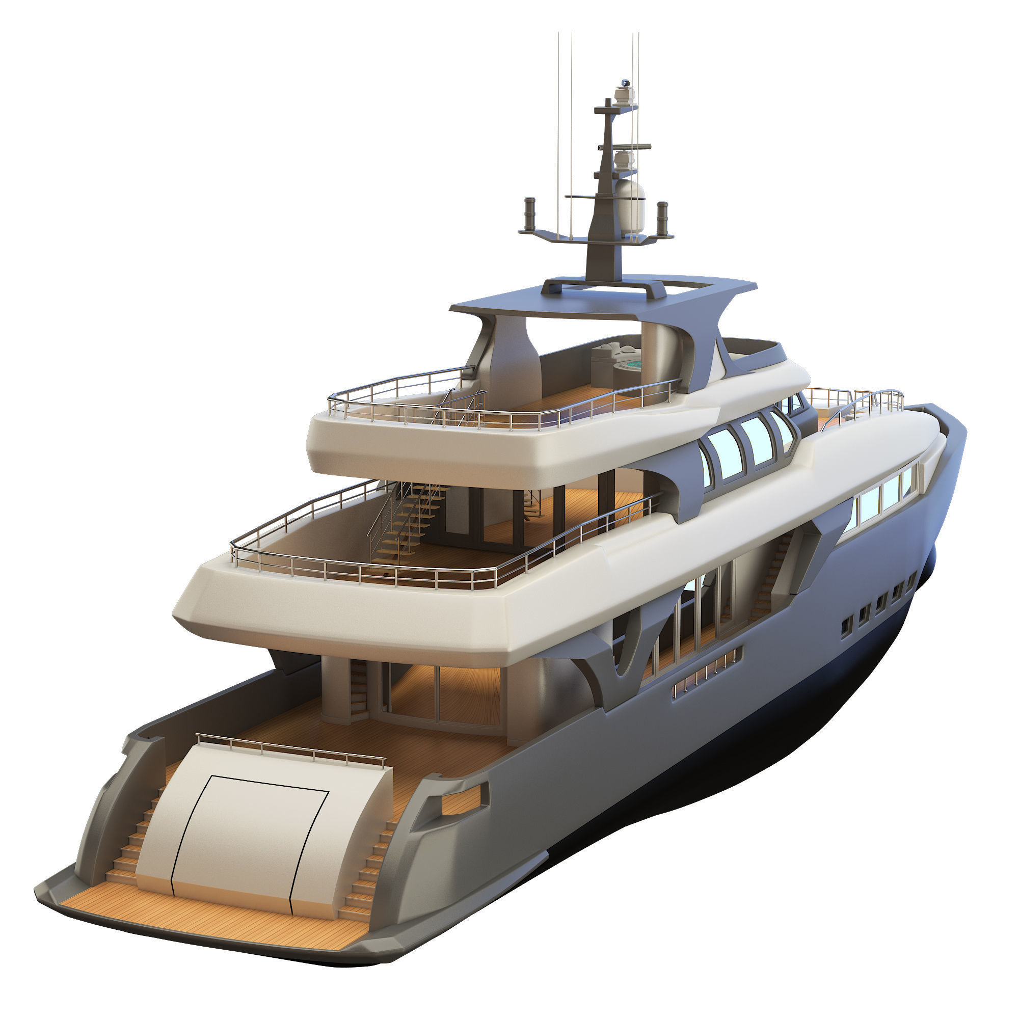 super-yacht-3d-model-3d-model-max-3ds