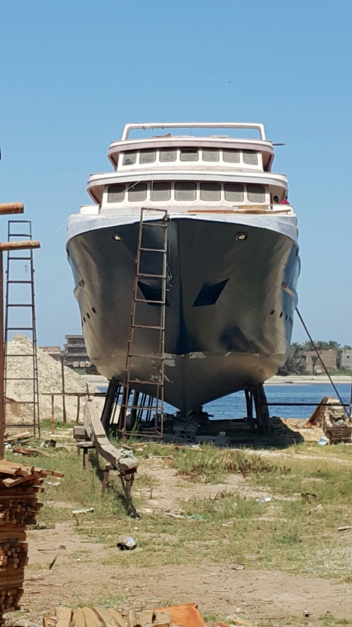 iron liveaboard for sale