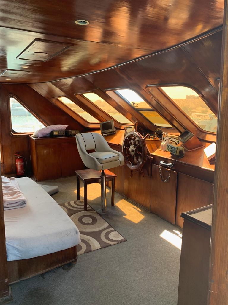 Captain room