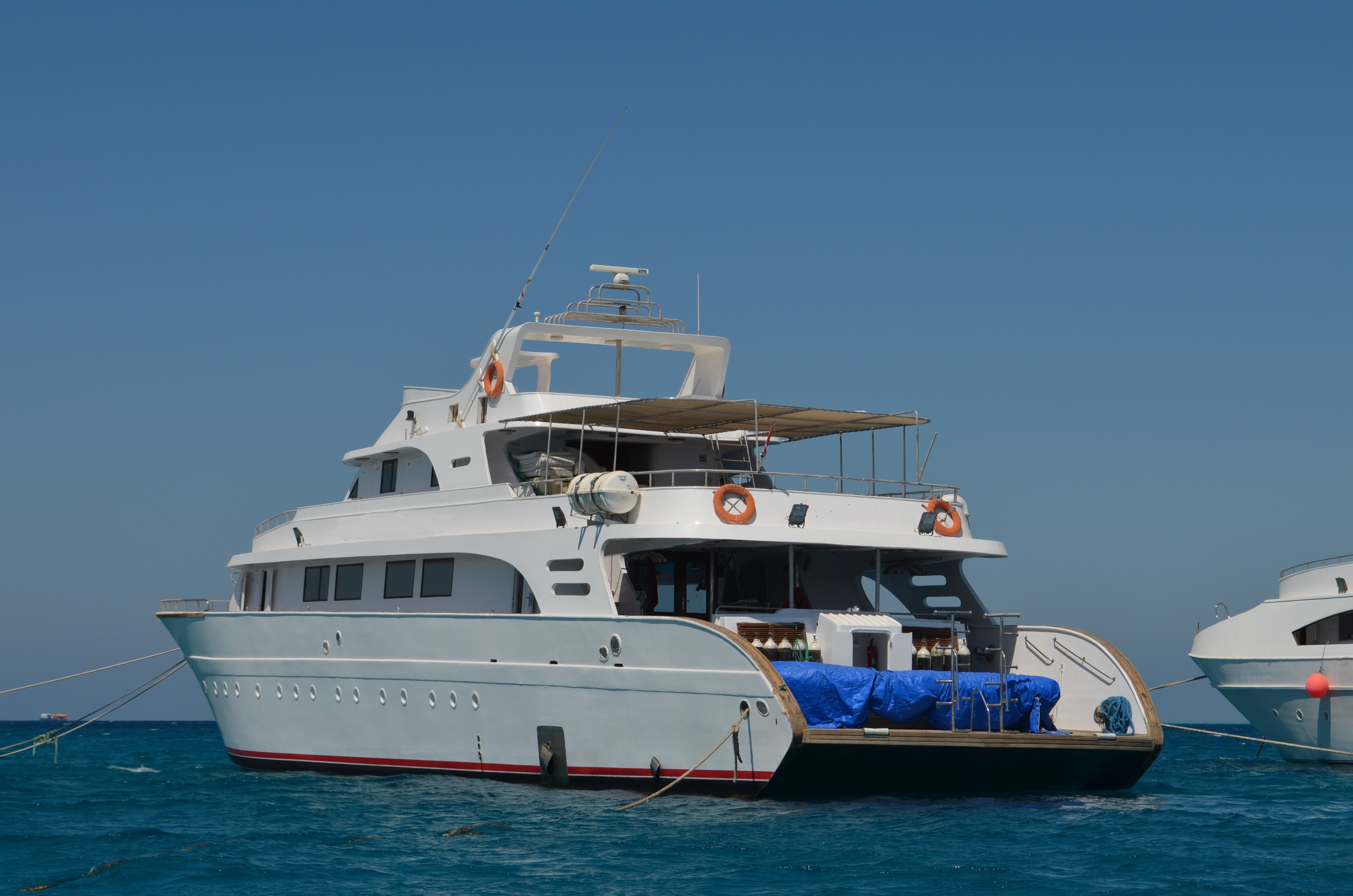 used yacht sale