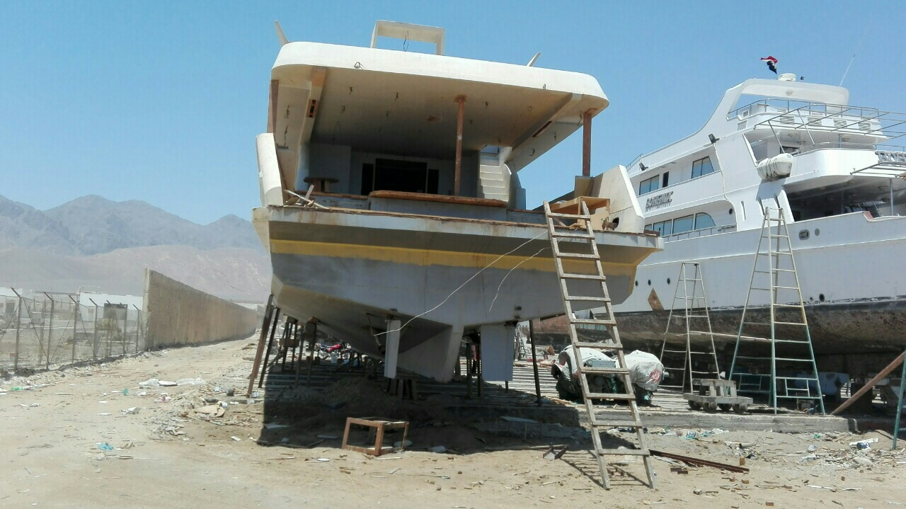yacht project for sale
