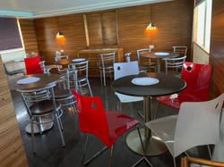 Liveaboard - restaurant