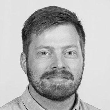 Andreas Roel Joensen - Byggifrøðingur