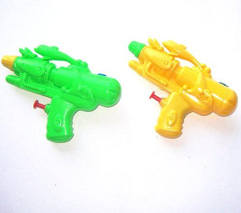 Игрушка-пистолет водяной 150мм B-312/313/170 кульке