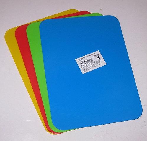Доска для лепки А5 без стеков без бортов PROFIT/PROF-PRESS ДЛ-5421/4995 (10шт/уп