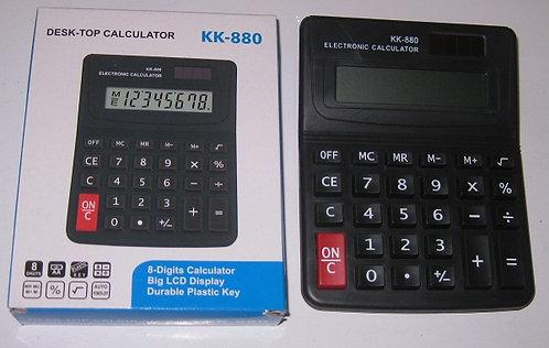 Калькулятор настольный 8разрядный KENKO KK-880 в коробке (100шт/ящ)