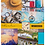 "Thumbnail: TМ""Profit""Тетрадь КЛЕТКА 48л. КОЛЛАЖ ПУТЕШЕСТВЕННИКА (48-6085) цвет. мелов. обл."