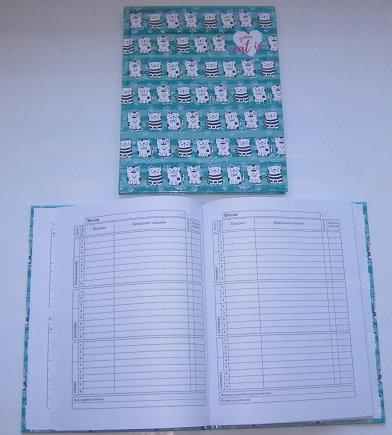Дневник школьный А5 48л 5-11классы ПОРОЛОН ОБЛОЖКА с рисунком без тиснения PROF-
