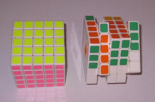 Кубик-Рубика 5х5х5 БОЛЬШОЙ 5002 без упаковки (6шт/уп)