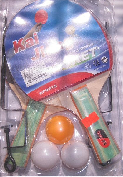 Набор для настольного тенниса FK-25422-8/203A в блистере