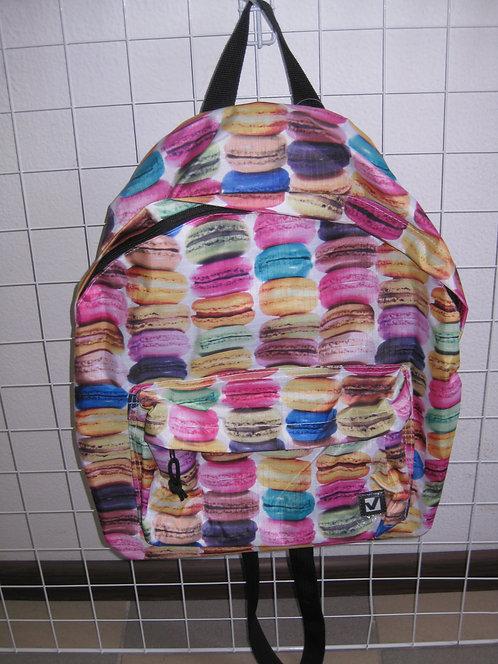 """Рюкзак подростковый ткань """"Сладости"""" BRAUBERG"""