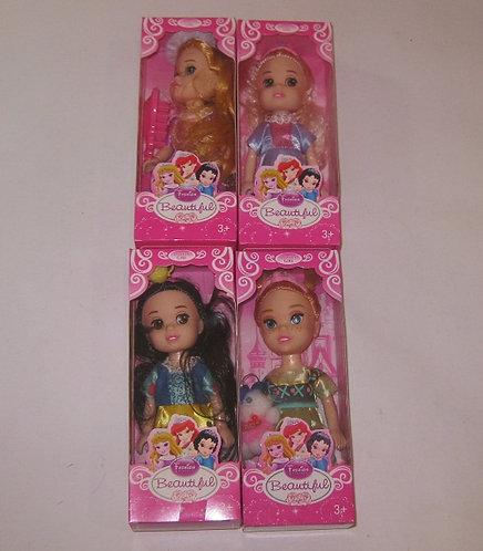 "Игрушка-кукла ""Beatiful Fashion"" 150мм 057 в коробке"