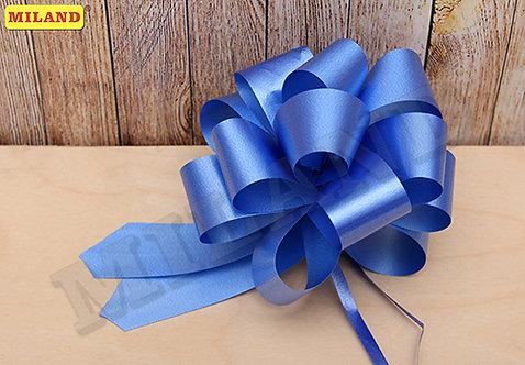 Бант-шар Классика (3 см.) синий БЛ-8018
