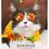 "Thumbnail: TМ""Profit""Тетрадь КЛЕТКА 48л. КОТИКИ В ОЧКАХ (48-6080) цвет. мелов. обл."