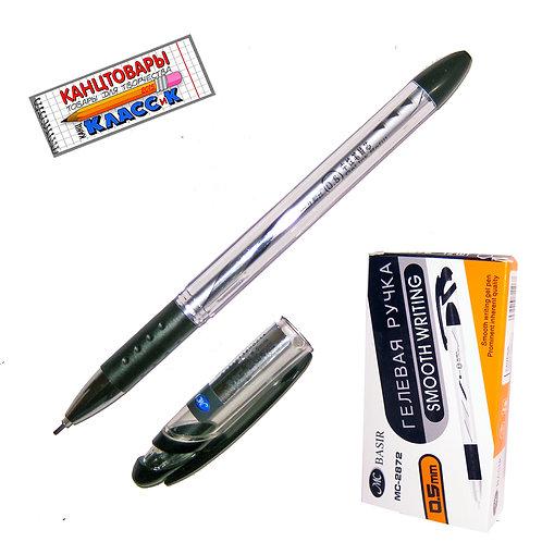 """Ручка гелевая """"Jumbo"""" черная BASIR MC-2872"""