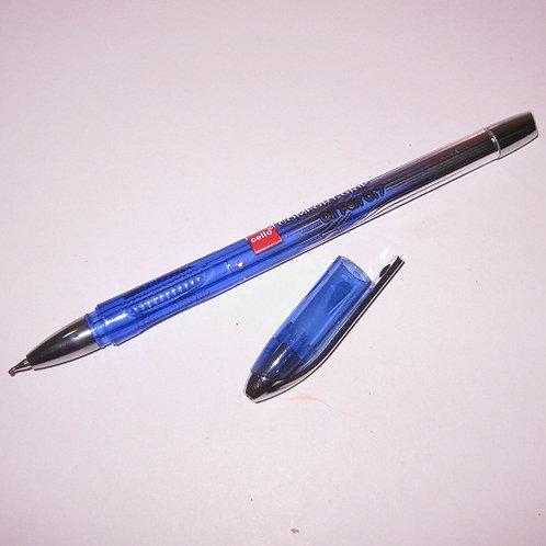 Ручка шариковая корпус тонированный CELLO CL-1169-12 (12шт/уп)(24шт/уп)