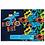 Thumbnail: Альбом для рисования А4 32л. ТИРАННОЗАВР И БАЙК (32-1534) скреп, мелов. обл., бл