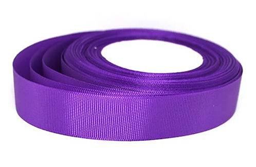 Лента упаковочная репсовая Классика,25 мм х 22 м,фиолетовый БЛ-5641