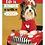 Thumbnail: БЛОКНОТ А6 40л. на гребне ЩЕНКИ В МАШИНАХ (Б40-6129) ассорти, цвет.мелов.обл, оф
