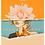 """Thumbnail: TМ""""Profit""""Тетрадь КЛЕТКА 48л. УЮТНЫЙ СТИЛЬ (48-6077) цвет. мелов. обл."""