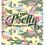 Thumbnail: БЛОКНОТ А6 40л. на гребне КРАСОТА ЭТО СИЛА (Б40-1419) ассорти, цвет.мелов.обл, о