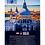 Thumbnail: Блокнот А5 40л. АРХИТЕКТУРНАЯ ПАНОРАМА (Б40-0206) ассорти, на гребне, цвет.мелов