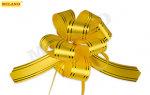 Бант-шар Золотое сечение, 5 см, жёлтый БЛ-6490
