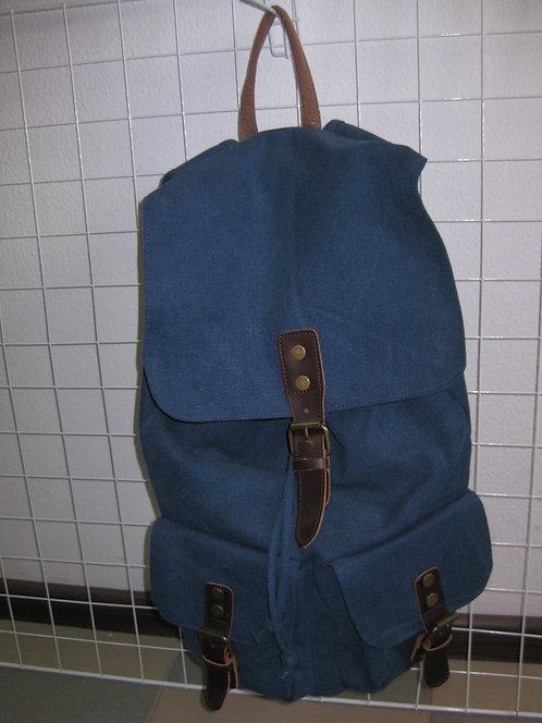 Рюкзак подростковый джинс BRAUBERG