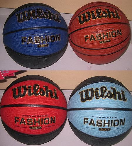 "Мяч баскетбольный кожзам ""Wilshi"" №7 FK-25808-1/B7-14/25808-2 (10шт/уп)"