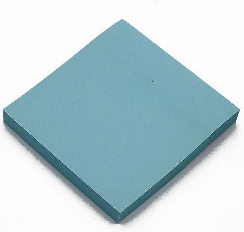 Куб-блок для записей КЛЕЕВОЙ 76х76мм 100л 1цв пастель ассорти MAYLOTT 10650/1065