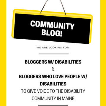 Community Blog Launch!