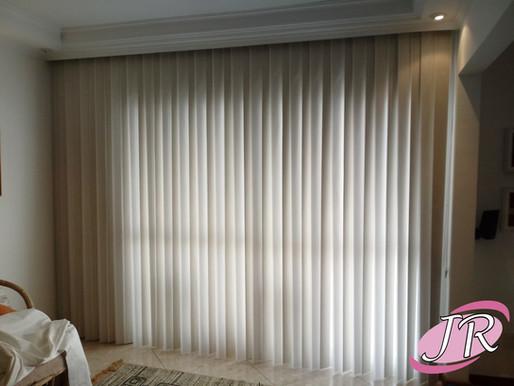 LumePremiun, a novidade da persiana vertical