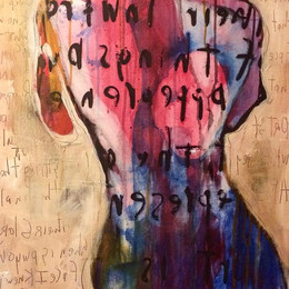 #12/sold private collection 24x30 Brooklyn, NY