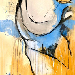 #10/sold Private Collection Canvas 30x40